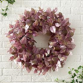 Lovely Leaves Wreath