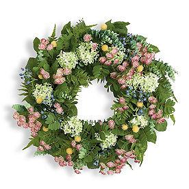 Mixed Morningside Wreath