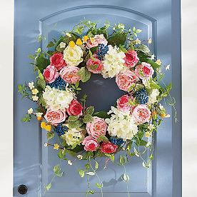All Abloom Wreath
