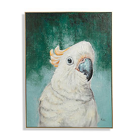 Cody the Cockatoo Art