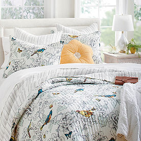 Haisley Bird Quilt