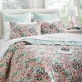 Kirstine Floral Quilt