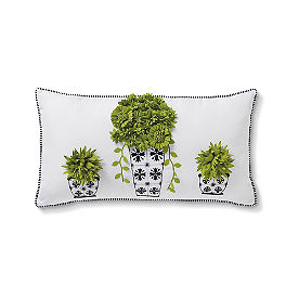 Topiary Outdoor Venezia Lumbar Pillow