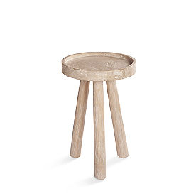 Pompano Teak Side Table