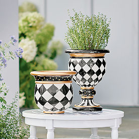 Zara Mini Planters