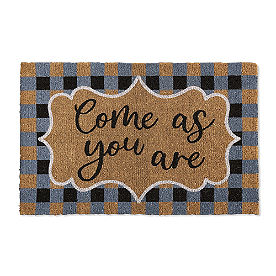 Come As You Are Coir Door Mat