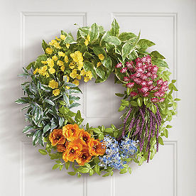Highland Prairie Wreath
