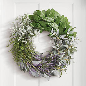 Brookefield Herbal Wreath