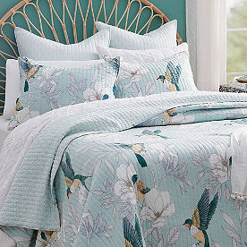 Cadell Bird Quilt