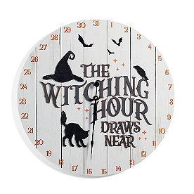 Countdown to Halloween Wall Decor