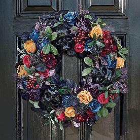Enchanted Mansion Wreath