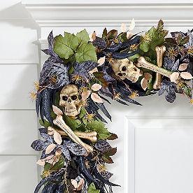 Halloween Forest Garland
