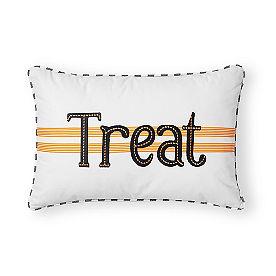 Trick or Treat Reversible Lumbar Pillows