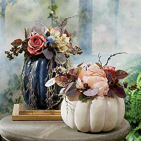 Secret Garden Pumpkins