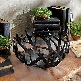 Black Antler Bowl