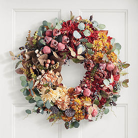 Grand Gatherings Wreath