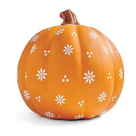 Ditsy Printed Pumpkins