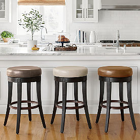 Aiken Swivel Bar & Counter Stool