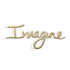 Imagine Word Art