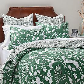Whimsical Woods Quilt