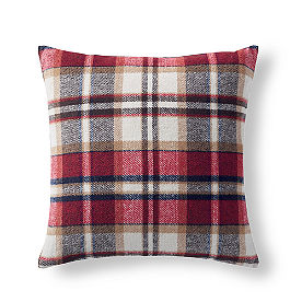 Plaid Pillow