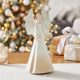 Ethereal Angel Figure, Star