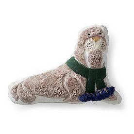 Walrus Shaped Pillow
