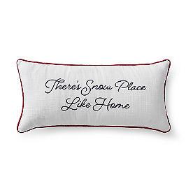 Snow Place Pillow