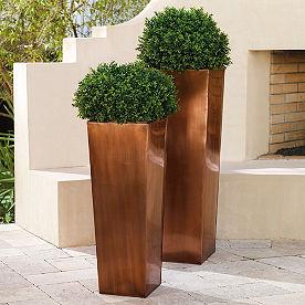 Column Planter