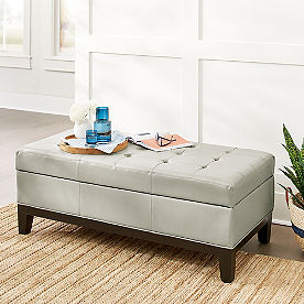 Lauren Storage Bench