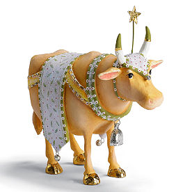 Cow Manger Animal Nativity Figure
