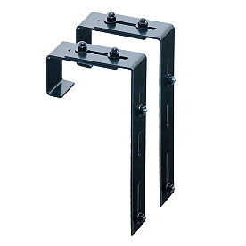 Rail Brackets for Window Box Planters