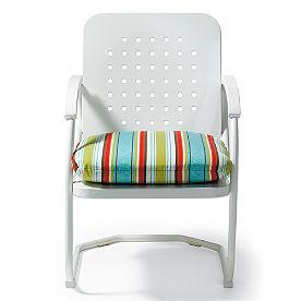 Retro Spring Chair Cushion