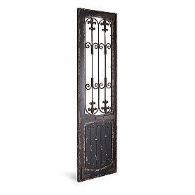Vintage Gate Artwork