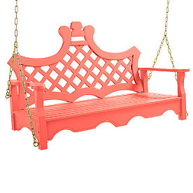 Luciana Outdoor Swing