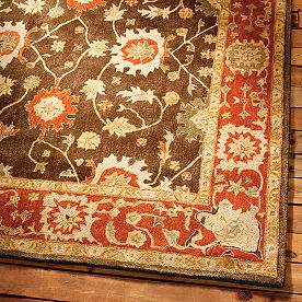 Deerfield Wool Area Rug