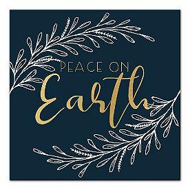 Peace on Earth Canvas