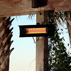 Wall-mounted Infrared Stainless Steel Patio Heater