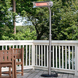 Offset Infrared Patio Heater