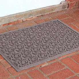 Dogwood Leaf Door Mat