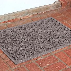 Dogwood Leaf Doormat
