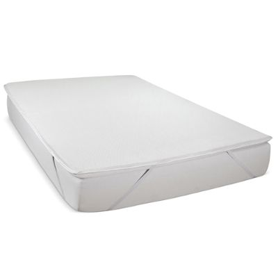 Natural Latex Mattress Topper | Grandin Road