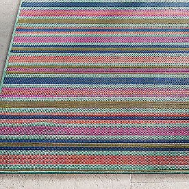 Calypso Stripe Outdoor Rug