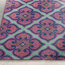 Calypso Tile Outdoor Rug