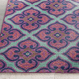 Calypso Tile Outdoor Rug