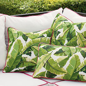 Palm Springs Outdoor Pillows