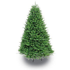 Un-lit Davidson Fir Tree