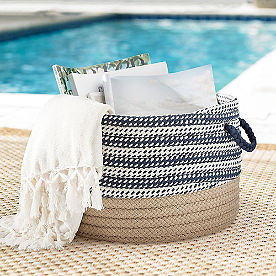 Marblehead Storage Baskets