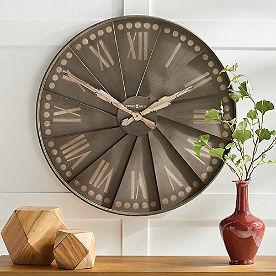 Ravenstone Wall Clock
