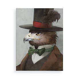 Mr. Bird Wall Art